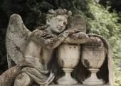 Postać aniołka modlącego — Zdjęcie stockowe