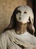 The goddess of love Aphrodite (Venus) — Stock Photo