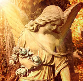 Figure Of  Angel — Stock Photo