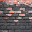 Ancient brick wall architectural background texture — Stock Photo #68625827