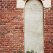Brick wall architectural background texture — Stock Photo #70222233