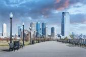 Liberty State Park New Jersey City — Stock Photo