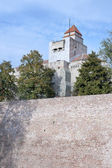 Belgrade Kalemegdan Fortress Castle — Stock Photo