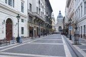 Saint Stephen's Basilica Budapest — ストック写真