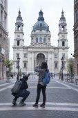 Saint Stephen's Basilica Budapest — Stockfoto