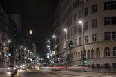 Belgrad geceleri — Stok fotoğraf