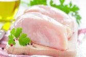 Pechuga de pollo — Foto de Stock