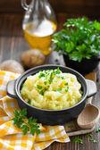 Purè di patate — Foto Stock
