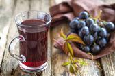 Succo d'uva — Foto Stock