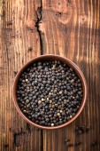 Pimenta preta — Fotografia Stock