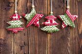 Decorazioni natalizie — Foto Stock