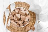 Brown sugar — Stock Photo