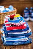 Baby clothes — Stockfoto