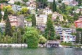 Lake Lugano — Stock Photo