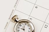 Time management — Foto de Stock
