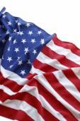 Bandeira americana — Foto Stock