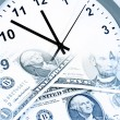 Time is money concept — Stock Photo #54862389