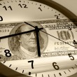 Time is money concept — Stock Photo #54939887