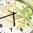 Time is money concept — Stock Photo #55642089