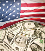 USA finance — Stok fotoğraf