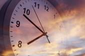 Tijd voorbij — Stockfoto