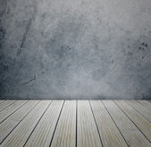 Floor and wall — Stock Photo