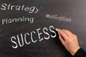 Success concept — Foto de Stock