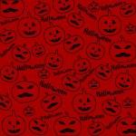 Seamless Halloween background — Stock Vector #51872159