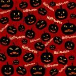 Seamless Halloween background — Stock Vector #51871803