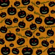 Seamless Halloween background — Stock Vector #51872183