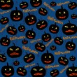 Seamless Halloween background — Stock Vector #51872767