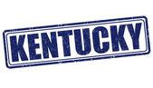 Kentucky stamp — Stock Vector