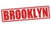 Brooklyn-Stempel — Stockvektor