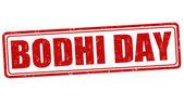 Bhodi day stamp — Stock Vector
