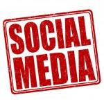 Social media stamp — Stock Vector #60013527