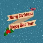 fundo de Natal — Vetor de Stock  #60334771