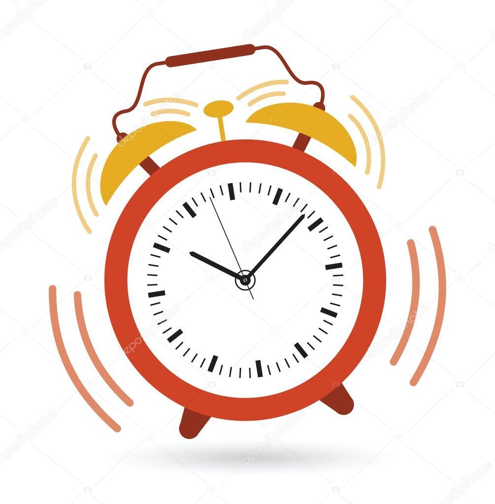 despertador sonando vector de stock 69151049 time clipart graphics time clip art images