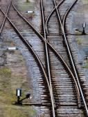 Soft trains — Stockfoto