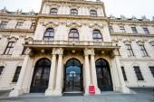 Austria, vienna, belvedere castle — Stock Photo