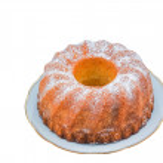 Marble cake — Stock Photo #59168359