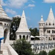 Hungary, budapest, fishermans bastion. — Stock Photo #59168889