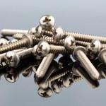Various screws — Stock Photo #59183639