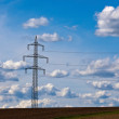 Power line — Stock Photo #60625557