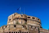Italy, rome, castel sant angelo — Foto de Stock