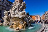 意大利,罗马,纳沃纳广场 — 图库照片