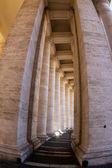 Italien, Rom, Peterskyrkan — Stockfoto