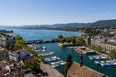 Switzerland, zurich, — Foto Stock