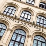 Vienna business academy — Stock Photo #63194687