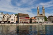 Switzerland, zurich, — Stock Photo