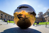 Italy, rome, vatican museums — Stock Photo
